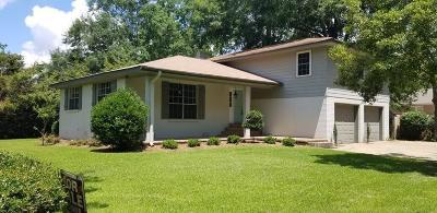 Hattiesburg Single Family Home For Sale: 3405 Tiltree Rd.