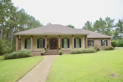 Covington County Single Family Home For Sale: 787 Union Church Rd.