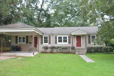 Hattiesburg Single Family Home For Sale: 1722 1st Terrace