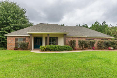 Seminary, Sumrall Single Family Home For Sale: 15 Pleasant