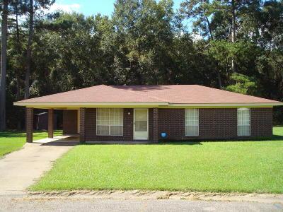 Hattiesburg Single Family Home For Sale: 220 Glenhaven Cir