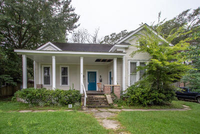 Hattiesburg Single Family Home For Sale: 1212 Main St.