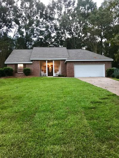 Single Family Home For Sale: 310 Green Hills Dr.