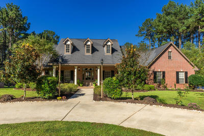 Hattiesburg Single Family Home For Sale: 130 Cambrooke