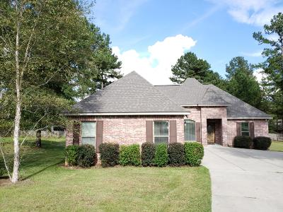Hattiesburg Single Family Home For Sale: 25 S Bridle Bend