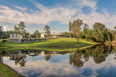 Hattiesburg Single Family Home For Sale: 142 Nubb Rainey Rd.