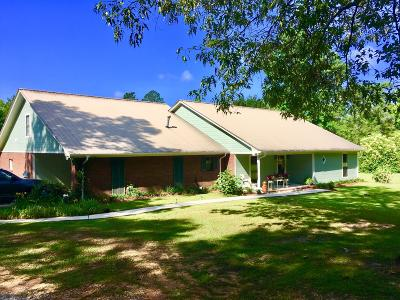 Hattiesburg Single Family Home For Sale: 71 Wiggins Ln.