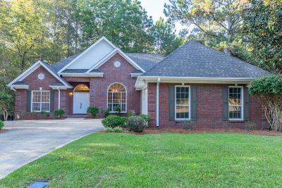 Hattiesburg Single Family Home For Sale: 23 Alex Ln.