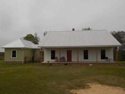 Purvis, Sumrall Single Family Home For Sale: 510 Oral Church Rd.