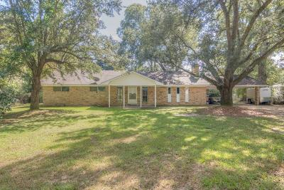 Petal Single Family Home For Sale: 302 Napoleon