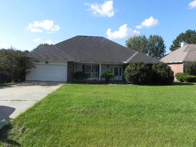 Purvis, Sumrall Single Family Home For Sale: 72 Windridge Ln.