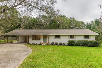 Hattiesburg Single Family Home For Sale: 202 Pinehills Dr.