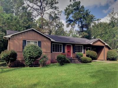 Hattiesburg Single Family Home For Sale: 611 S 17th