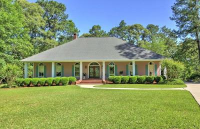 Purvis Single Family Home For Sale: 86 Alexander Rd.