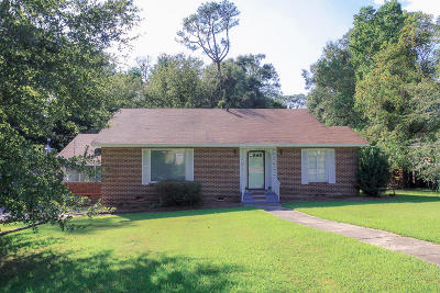 Hattiesburg Single Family Home For Sale: 705 S 21st Ave.
