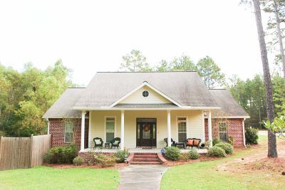 Hattiesburg Single Family Home For Sale: 4 Rosebay Ct.