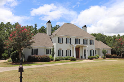 Hattiesburg Single Family Home For Sale: 182 Bridgewater Dr.