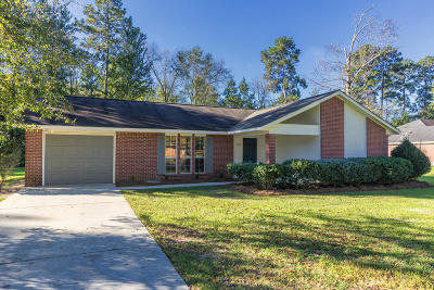 Hattiesburg Single Family Home For Sale: 125 Anita Dr.