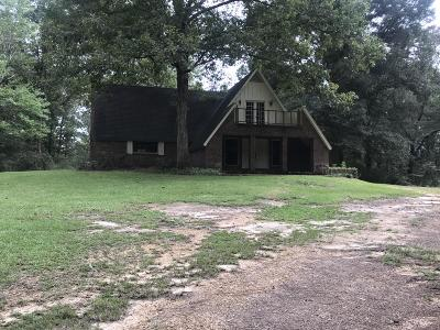 Jefferson Davis County Single Family Home For Sale: 234 Garland Broome Rd.