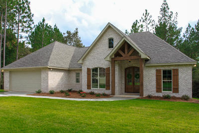 Petal MS Single Family Home For Sale: $233,500