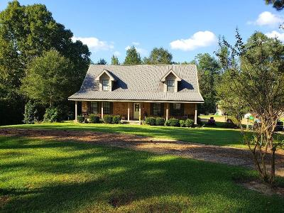 Sumrall Single Family Home For Sale: 2 Phillips Rd.
