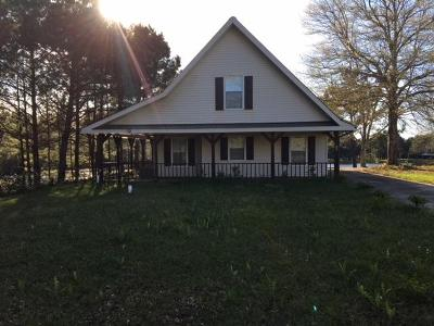 Hattiesburg Single Family Home For Sale: 82 Shadow Lake Dr.