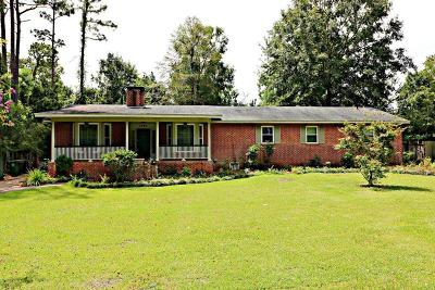 Hattiesburg Single Family Home For Sale: 2304 Eddy St.