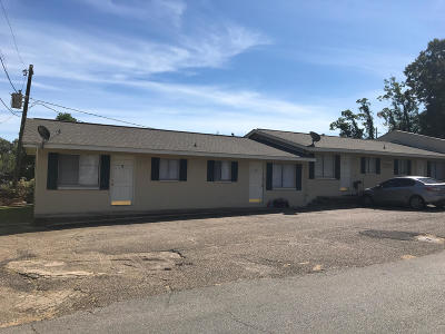 Hattiesburg Multi Family Home For Sale: 619 N 31st Ave.