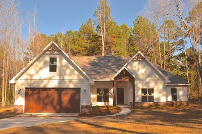 Sumrall Single Family Home For Sale: 234 Old Salt Rd.