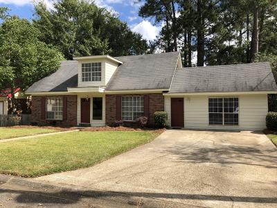 Hattiesburg Single Family Home For Sale: 3030 Mesa Dr.
