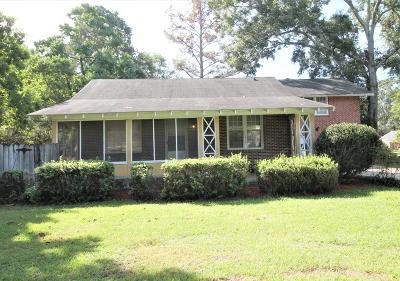 Hattiesburg Single Family Home For Sale: 1315 Camp St.