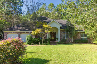 Hattiesburg MS Single Family Home For Sale: $307,500
