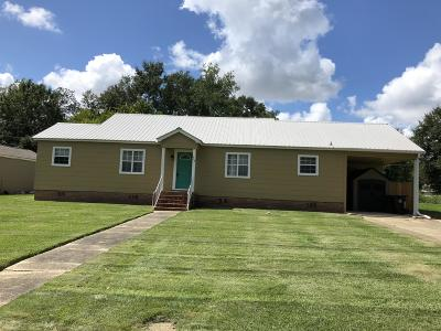 Hattiesburg MS Single Family Home For Sale: $119,875