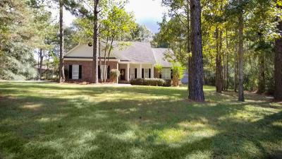 Sumrall Single Family Home For Sale: 9 Megan Cir.