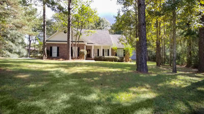 Purvis, Sumrall Single Family Home For Sale: 9 Megan Cir.