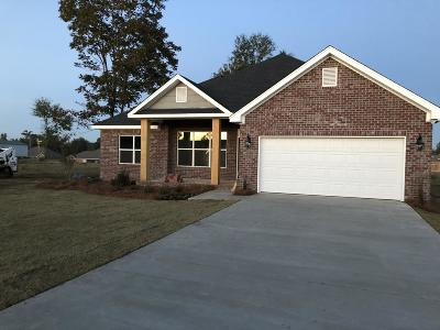 Petal Single Family Home For Sale: 112 Griffith