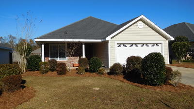 Hattiesburg MS Single Family Home For Sale: $142,500