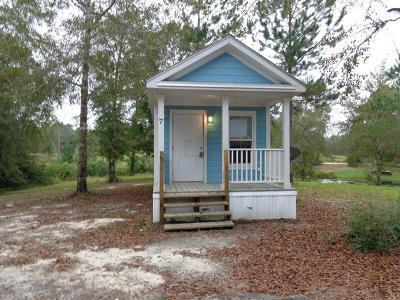 Hattiesburg Single Family Home For Sale: 7 Old Hwy 49 West