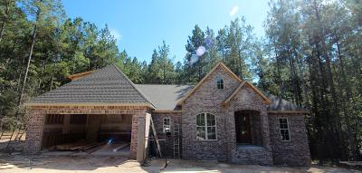 Seminary, Sumrall Single Family Home For Sale: 36 Magnolia Crossing Rd.
