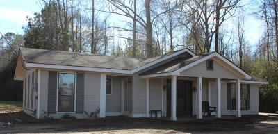 Sumrall Single Family Home For Sale: 123 Rock Hill
