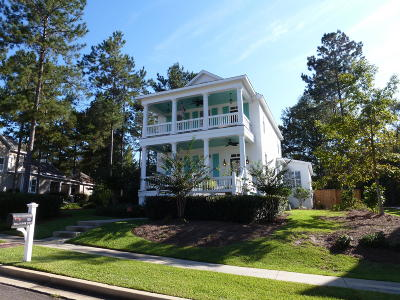 Hattiesburg Single Family Home For Sale: 55 Belletower Turn
