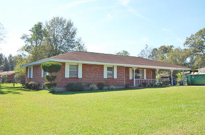 Hattiesburg MS Single Family Home For Sale: $89,500