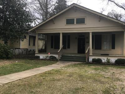 Hattiesburg MS Single Family Home For Sale: $75,900