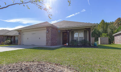 Hattiesburg MS Single Family Home For Sale: $145,500