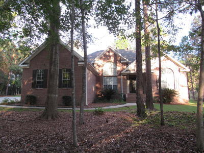 Petal Single Family Home For Sale: 50 Sweet Bay Trail