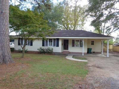 Petal Single Family Home For Sale: 143 Jackson Ave.