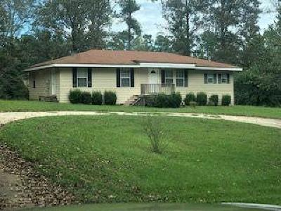 Seminary, Sumrall Single Family Home For Sale: 2542 Hwy 590
