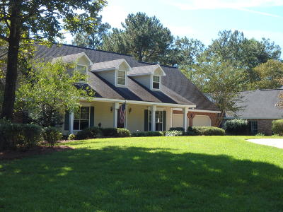 Petal Single Family Home For Sale: 54 Redfern Trail