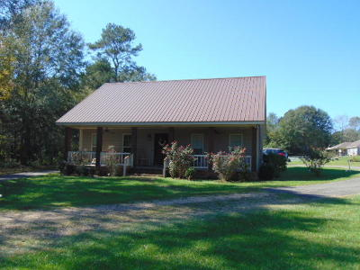 Seminary, Sumrall Single Family Home For Sale: 11 Moonshadow Ln.