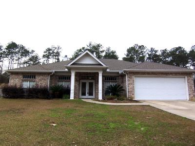 Single Family Home For Sale: 63 Woodville Trace